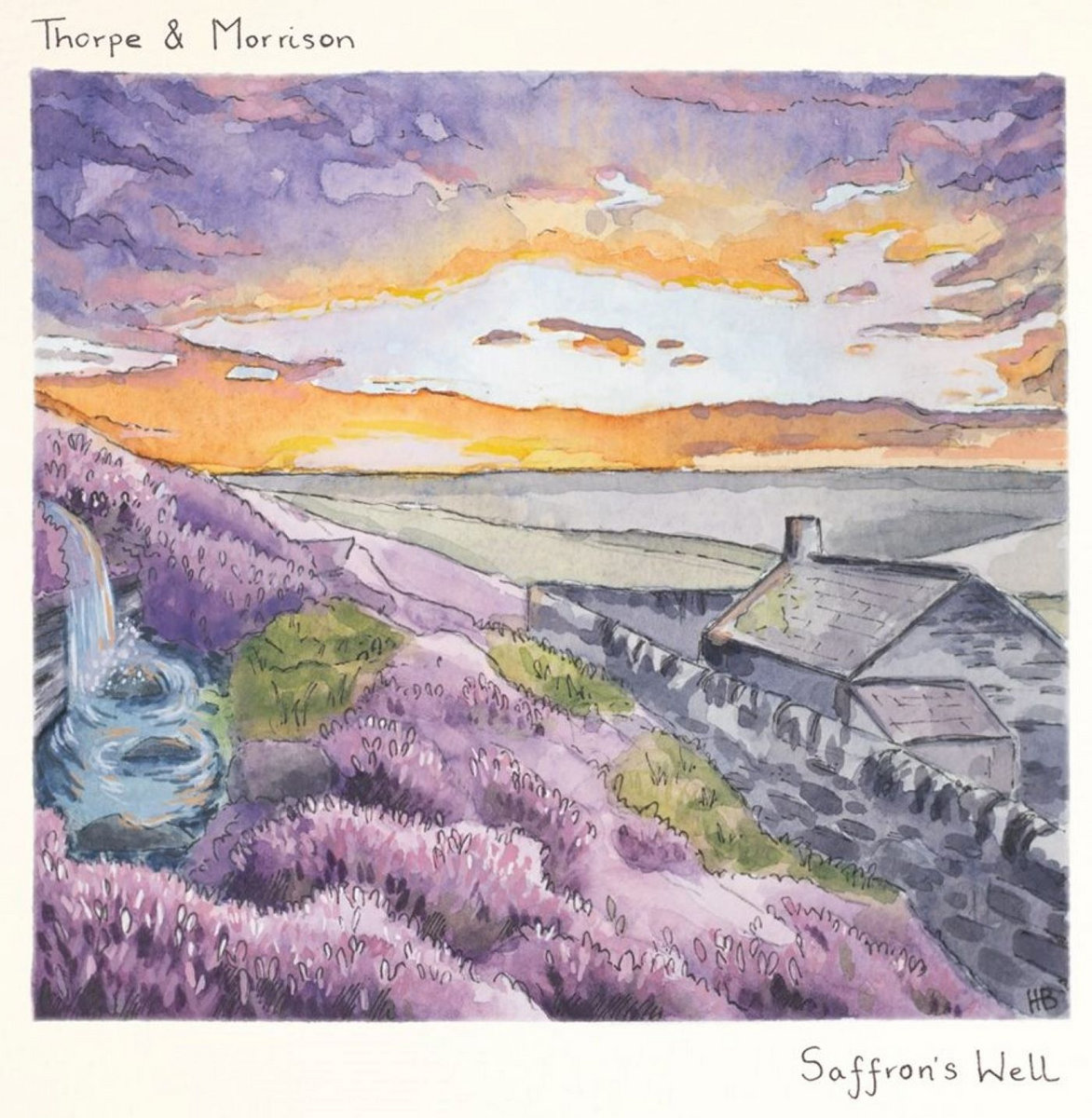 RBC-based Anglo-Scottish folk instrumental duo Thorpe & Morrison have just released a wonderful album of fiddle and guitar tunes called Saffrons Well.  It's now available via Bandcamp.  https://t.co/cmd6o21HX2 https://t.co/NB1Zjt4ofc