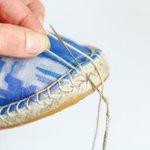 Image for the Tweet beginning: Zapatos sostenibles: los tradicionales espadrilles