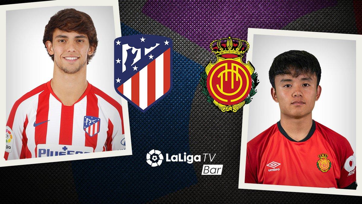 ⚽ #AtletiRCDMallorca   🌟 ¿Qué joven será más influyente en el futuro?   🔁 RT - @joaofelix70 ❤️ FAV - Take Kubo   ⌚️ 22:00 ⚔️ @Atleti 🆚 @RCD_Mallorca   💪🏾 #SalimosARemontar https://t.co/0iKFEBUrDa