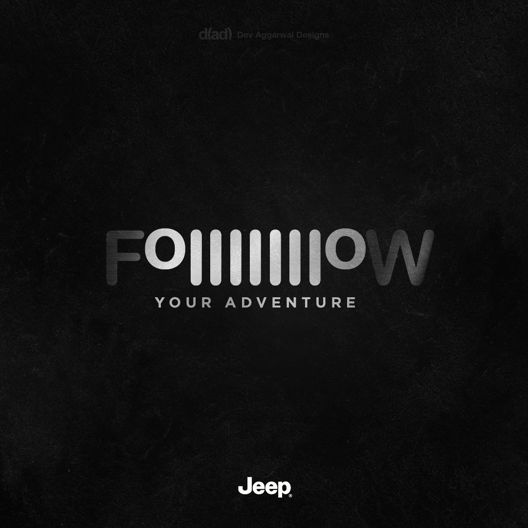 Follow your Adventure. Jeep® Campaign #OlllllllO #conceptart #fanart #StayOffTheRoad #ItsAJeepThing #JeepLove #Jeep #jeeplife #JeepFamily #Authentic #adventure https://t.co/yLLnKVzS2l