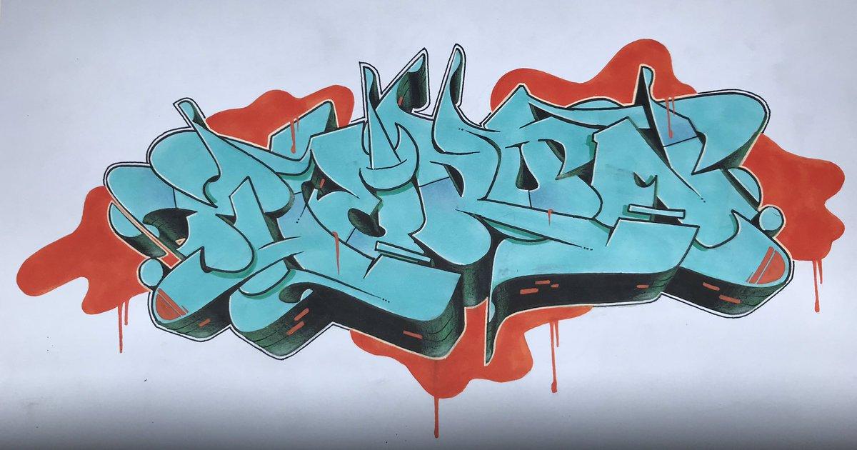 #graffiti#graff#graffitisketch#drawing#pencil#3d#ilovegraffiti#wildstyle#blackbookgraffiti#theron#ubocrew#dutchgraffiti#graffitiporn#graffitiart#fun#pencildrawing#lettering#spraydaily#graffitiblackbook#ilovesketches#instasketch#burnersketches#sketch_dailydose pic.twitter.com/24tp6sBjHa