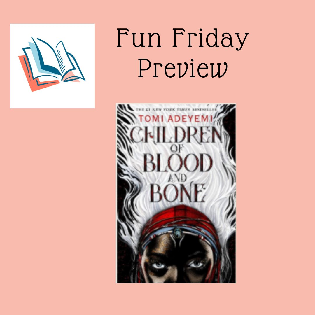 test Twitter Media - Author Tomi Adayemi describes her books as Black Panther with Magic. Listen to this thrilling excerpt from Children of Blood and Bone https://t.co/j7QRrb0wqn. https://t.co/LZVVnDS5Ss