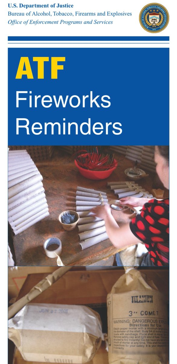 Interested in reading about the safety tips and reminders concerning fireworks? Let's stay safe during this holiday season!   Read up on tips here: https://t.co/yYYTdHhGrT. https://t.co/gY3llnEBIr
