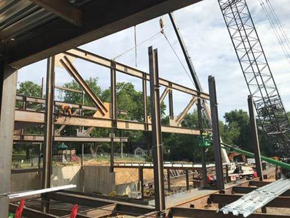 Steel is flying in Westover for the new elementary <a target='_blank' href='http://search.twitter.com/search?q=ReedProject'><a target='_blank' href='https://twitter.com/hashtag/ReedProject?src=hash'>#ReedProject</a></a>, future home for <a target='_blank' href='http://twitter.com/APSMcKCardinals'>@APSMcKCardinals</a>! Giant trusses in place to span the gym 🏗️  <a target='_blank' href='http://twitter.com/chbrownmckcard'>@chbrownmckcard</a> <a target='_blank' href='http://twitter.com/planArlingtonVA'>@planArlingtonVA</a>  <a target='_blank' href='http://twitter.com/ArlingtonDES'>@ArlingtonDES</a> <a target='_blank' href='http://twitter.com/APSVirginia'>@APSVirginia</a> <a target='_blank' href='http://twitter.com/ArlingtonVALib'>@ArlingtonVALib</a> <a target='_blank' href='http://twitter.com/WestoverFarmMkt'>@WestoverFarmMkt</a> <a target='_blank' href='http://twitter.com/APSHPEAthletics'>@APSHPEAthletics</a> <a target='_blank' href='https://t.co/4BThaQW3Qx'>https://t.co/4BThaQW3Qx</a>