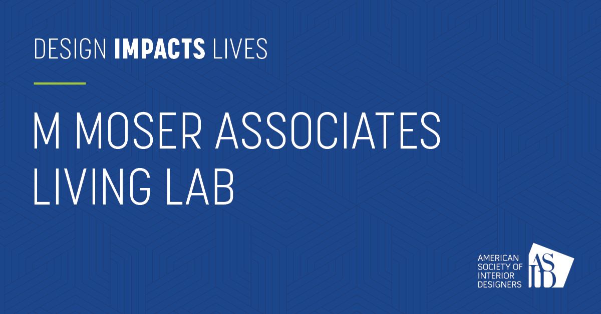 Asid On Twitter Asid Is Proud To Feature The Eighth Project In Its Impact Of Design Series The Mmoserassociate Living Lab In New York This Series Is Dedicated To Highlighting Projects That