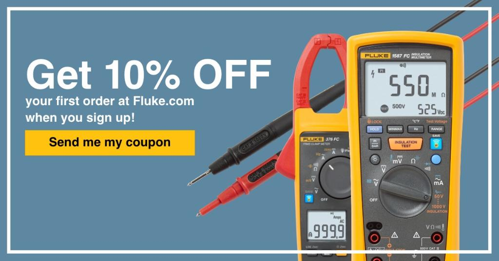 Ready to add some new #FlukeTools to your bench or toolbox?   Sign up for our newsletter for 10% off your first order! >> https://t.co/jS0YC62Cpy https://t.co/PL3Uh1LYzX