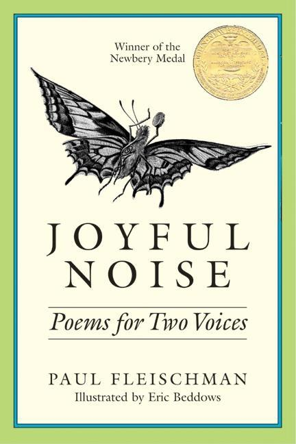 test Twitter Media - Fun Friday Preview  Celebrate Insects with these poems for two voices! Paul Fleischman's Joyful Noise https://t.co/dYNbv7REtB https://t.co/BBFMOYJqpz
