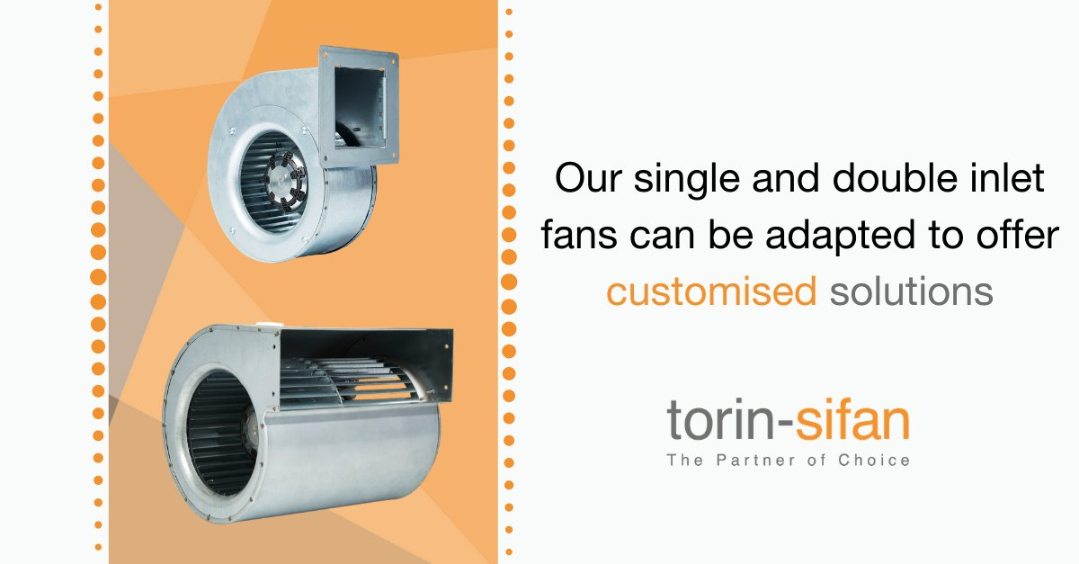 Our single-inlet and double-inlet fans are optimised to provide aerodynamic efficiency and low acoustic noise. View the range here > http://ow.ly/Wvl050AnZ4U   #hvac #impellers #engineering #ventilation #manufacturing #engineeringsolutions #technology #manufacturingengineeringpic.twitter.com/GXDxw3nMC6