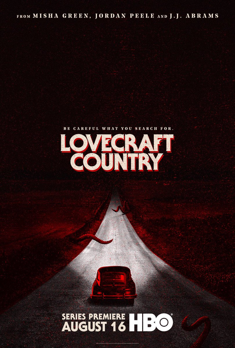 Be careful what you search for.   HBO's #LovecraftCountry premieres August 16 only on @CraveCanada. https://t.co/LGK57QsLWO