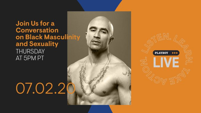 Today at 5 pm on our Instagram: @KingNoire discusses Black masculinity, sexuality, the adult industry