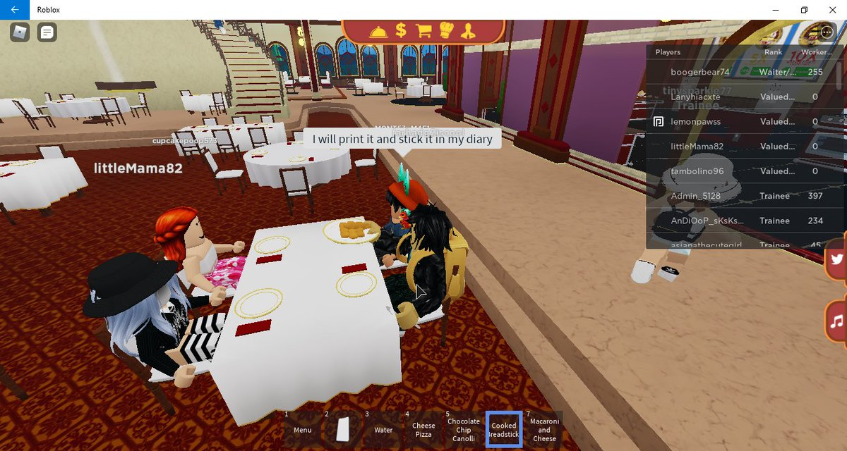 #Eating at Soro's with players. :D pic.twitter.com/RCTIZuWKm0