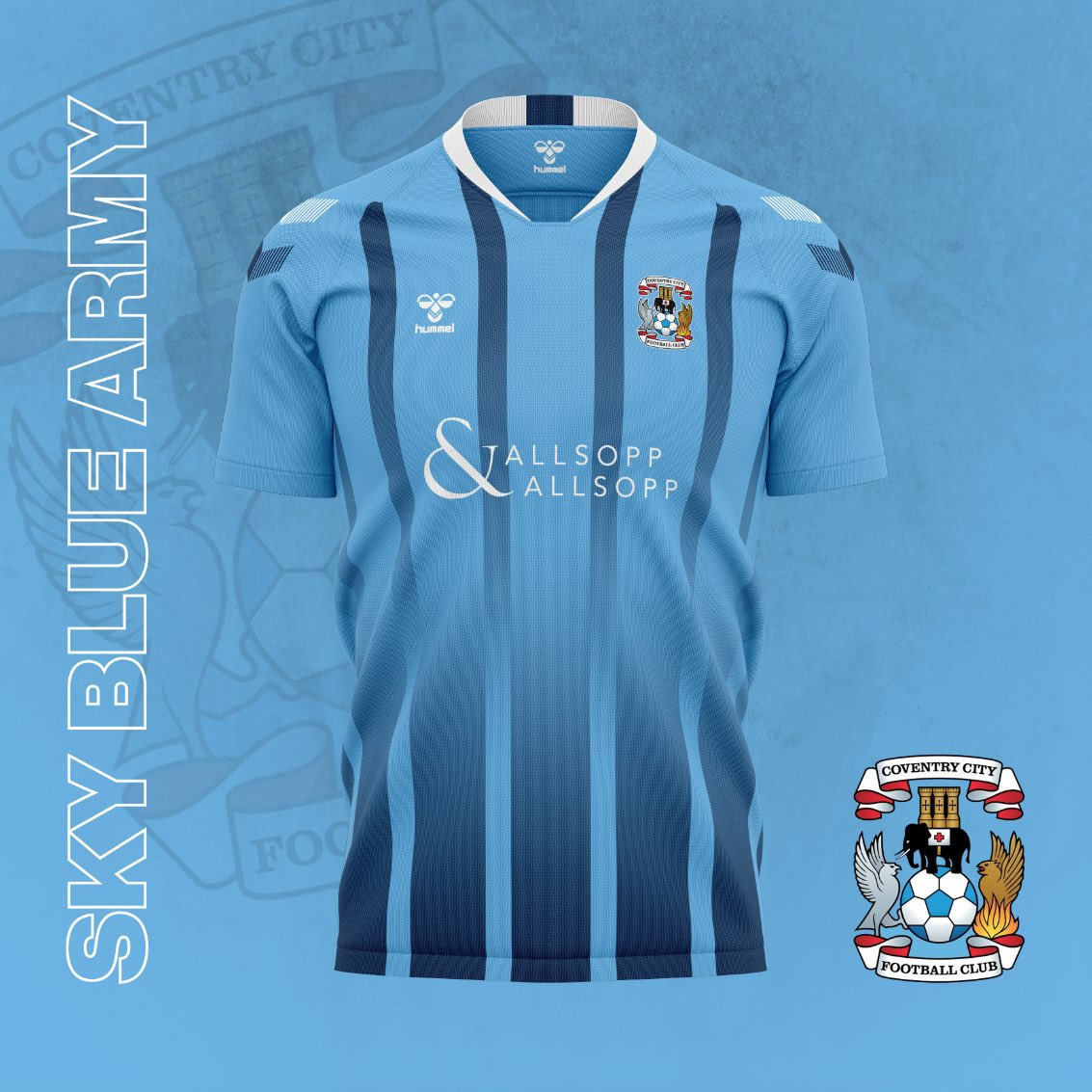 Coventry City Home Concept @lwccfc @CovCityLive @NiiLampteyShow @Coventry_City @SkyCcfc @SBitC_CCFC @ccfcshirts @TrueColoursKits #soccer #football #hummel #ccfc #pusb @hummel1923 #kitconcept https://t.co/XHKAgPDV9R