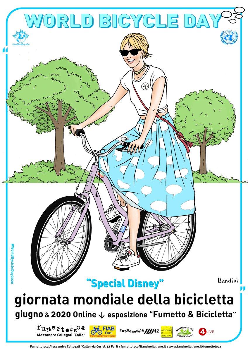 "#Fanzinoteca d'Italia 0.2: #Fumettoteca Alessandro Callegati ""Calle"" ""World Bicycle Day"" ""World Blood Donor Day"" ""Giornate Europee dell'Archeologia"" End #WorldBicycleDay2020 #fiabonlus #WorldBloodDonorDay #Archeorama #journees_archeo #Fumetto #Forlì fumettoteca@fanzineitaliane.it https://t.co/ObEKEeMzSC"