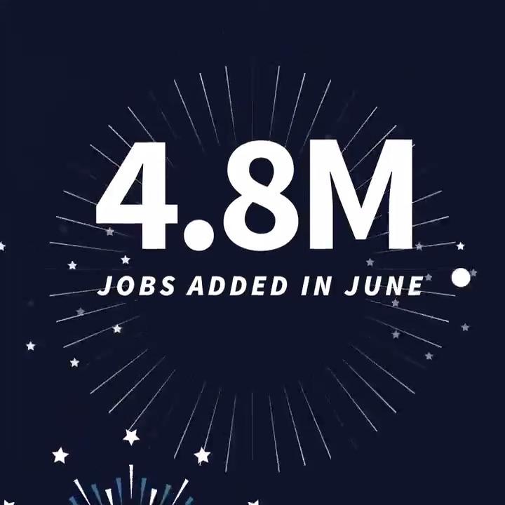 Jobs, jobs, jobs!