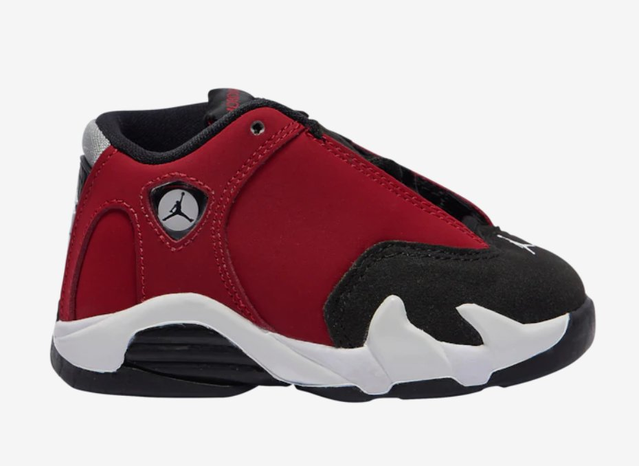 Air Jordan 14 Retro 'Gym Red' Preschool