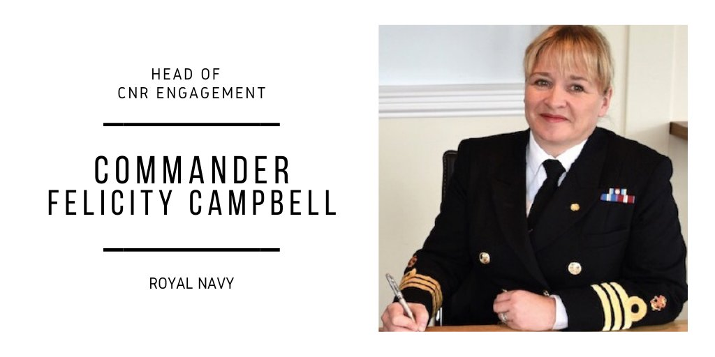 Welcome to my @CdrFCampbell Twitter feed highlighting the work of the brilliant CNR Engagement teams working with diverse communities across the UK to grow understanding of your Navy. @royalnavy @RoyalMarines @DefenceHQ  #youthdevelopment #RNDiversity #Excitingoppertunities https://t.co/sCgQoJEiRD