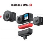 Image for the Tweet beginning: Insta360 discounts its great 360
