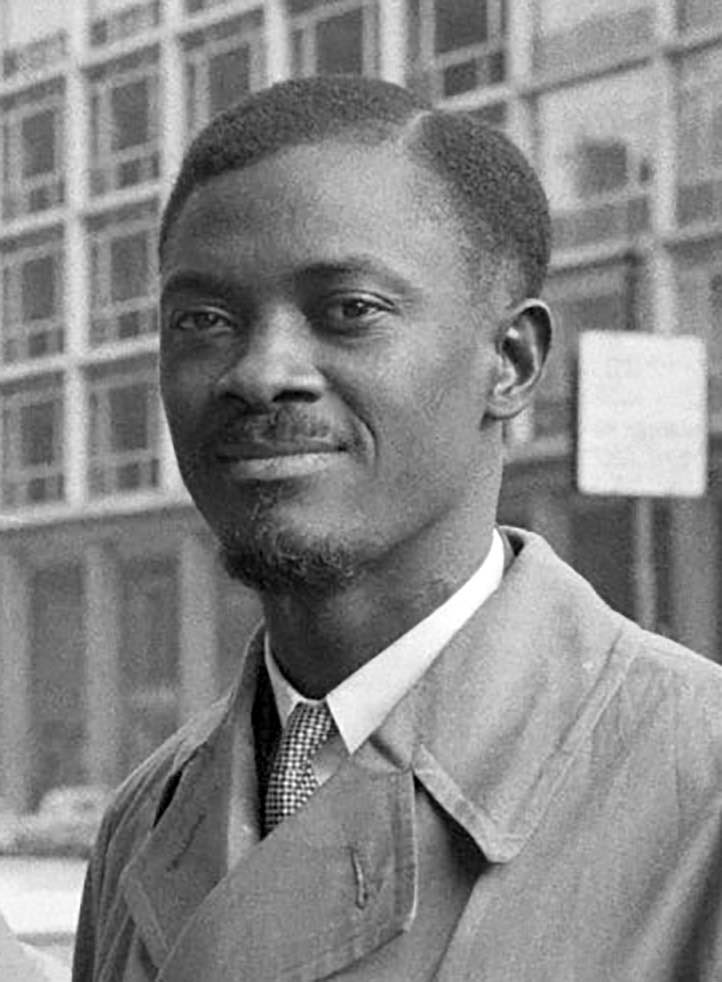 July 2, 1925 — The first prime minister of the Republic of the Congo, Patrice Lumumba was born. <br>http://pic.twitter.com/er7eiXeKb5