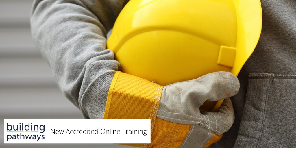 We're delighted to announce our new certified online qualifications, fully accredited by the UK's top awarding bodies! Follow the link for more info https://t.co/9143DzBoFf  #OnlineTraining #HealthAndSafety #CSCS #FirstAid #MentalHealth #COSHH #Covid19 #ConstructionTraining #CPD