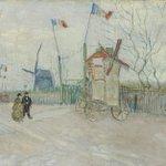 Image for the Tweet beginning: An inside joke? Vincent and