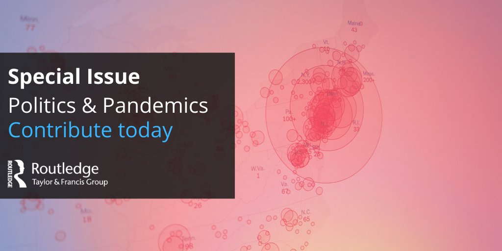 What are the political dimensions of the COVID-19 pandemic? This special issue from Global Public Health aims to highlight the influence of power, capitalism and the importance of inequalities in shaping the course of pandemics. Contribute your research: https://t.co/npC1fhiEcU https://t.co/QBxebu36xV
