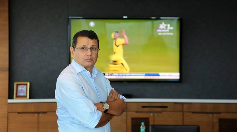 'The power of sport comes from its streaming and its telecast' #IPL2019 Mitron Desh Ka App #DesiNews  https:// indianexpress.com/article/sports /cricket/uday-shankar-e-adda-sport-power-streaming-telecast-6485373/  … <br>http://pic.twitter.com/FIjkSLFwES