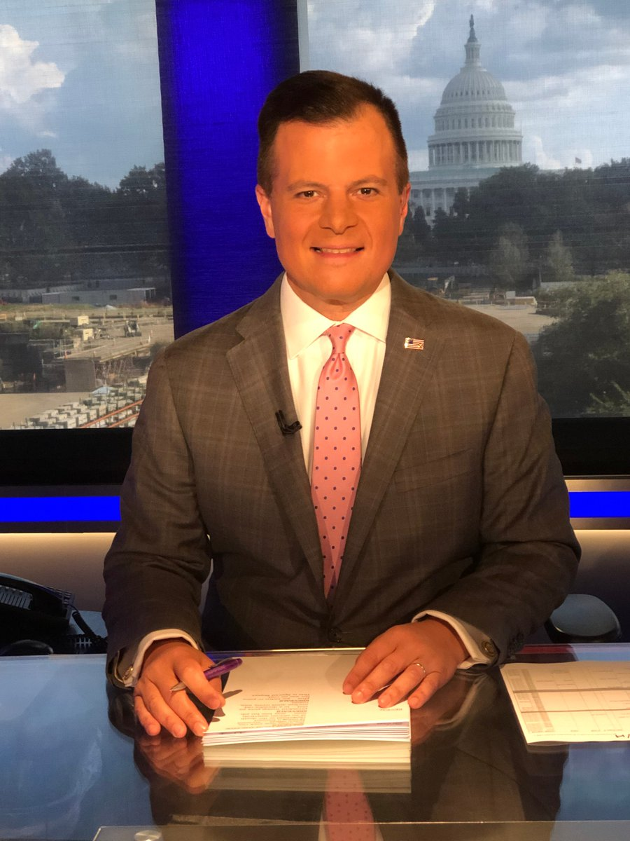 Hello! I'm filling in for two great colleagues today. I'm in for @BretBaier on #SpecialReport at 6pm et, and then for @ShannonBream at 11pm et on @foxnewsnight. Please join us on #FoxNews. As always these days, there is no shortage of news. https://t.co/f4NYk6om75
