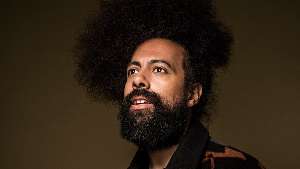 .@reggiewatts, the bandleader for@latelateshow, shares his ultimate music playlist.  Check out his favorite tunes 🎶 👉 https://t.co/M6ybtHy9Az  #LateLateShow #CBS #CBSAllAccess #CBSWatch https://t.co/atVtx8dxgb