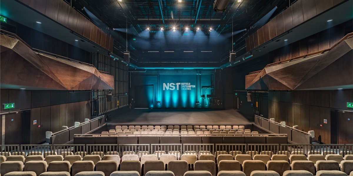 Southampton's Nuffield Theatre is closing for good. 60yrs of investment, training & serving its community. All profitable in normal times, just needed shortfall funding while closed & it didn't come in time  So sorry to the 86 made redundant, & the locals who loved their theatre https://t.co/zPT98oVy7b