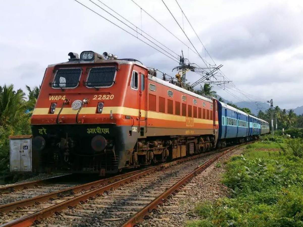 Private train operations likely by April 2023: Railways   https://t.co/oQAPffGwNj via @TOIBusiness https://t.co/jjOlH3A3FF