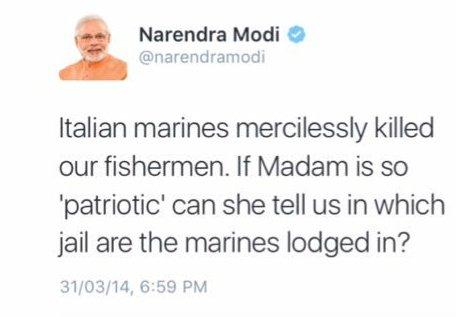 Uiii uuii , puuii puuii patra. #italianmarines