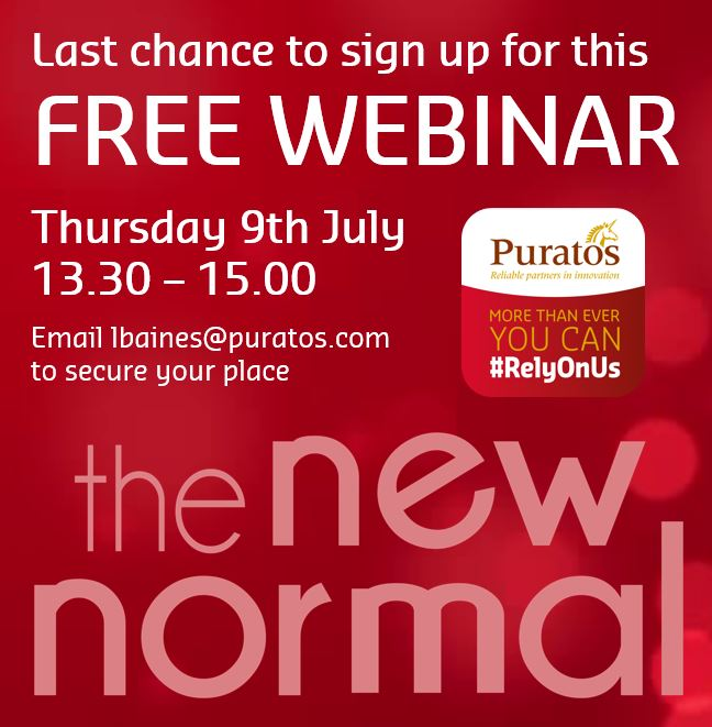 Thursday 9th July LAST CHANCE  What is 'The New Normal?' how does this affect consumer behaviours? What does this mean for different personality types and what should we be doing as an industry as we begin coming out of lock-down? Register here #RelyOnUs  https://t.co/HScqTrq8Az https://t.co/JFyeSkoPPi