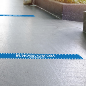 test Twitter Media - Just some of the floor vinyls styles and we are producing, inside adheres to most floors and carpets or outside to concrete/tarmac & printed to suit stores/bars/restaurants. Finished with a durable long lasting non-slip laminate. If you are not already...be prepared-be ready https://t.co/zE0kuonwfJ