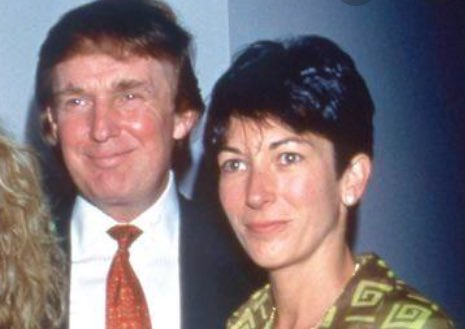 """#JefferyEpstein's accomplice is under arrest,facing yacht loads of hard time-unless she rolls on the""""stable genius"""" <br>http://pic.twitter.com/Us7j9B0AH4"""