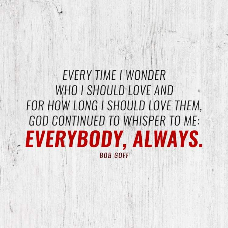 """Join us today at 2:00 for the last week of our """"Everybody Always"""" Coffee Attic bible study. (We will have another 4 week study starting next week.)pic.twitter.com/Rccx6Y1gJB"""