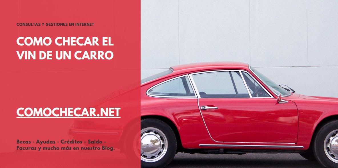 Sabes como checar el VIN de un auto ??? te enseñamos paso a paso para que puedas hacerlo con éxito.  #Mexico  #ayudas #creditos  #blog  #FelizJueves pic.twitter.com/DQrujy9nC9