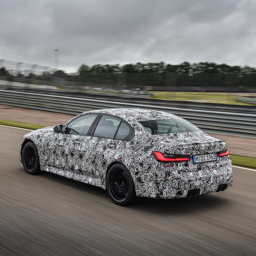 #TheM3 Nowe BMW M3. Już wkrótce. #BMW #M3 https://t.co/cGpdXFT3qf