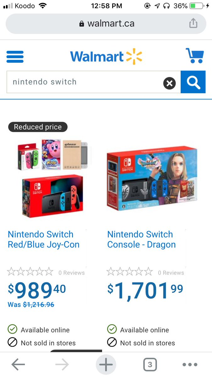 Am I the only one who sees this on Walmart websites and app, that Walmart stoops soo low as to join in on the stupid money binge third party sellers are?? They now approved these 3rd party ppl like wtf not even worth it except switch lite's now....I feel I've been robbed..... <br>http://pic.twitter.com/7vVf1EQVTG