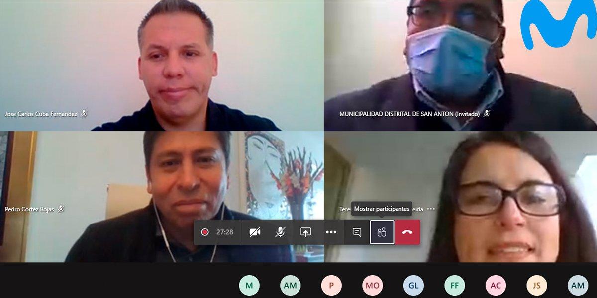 ¡Ya estamos conectados! Hola, Villa Hermosa Cañicuto. #InternetParaTodos llegó para conectar a más peruanos y darles oportunidades. ¡Gran día! https://t.co/ZrG1557oFr