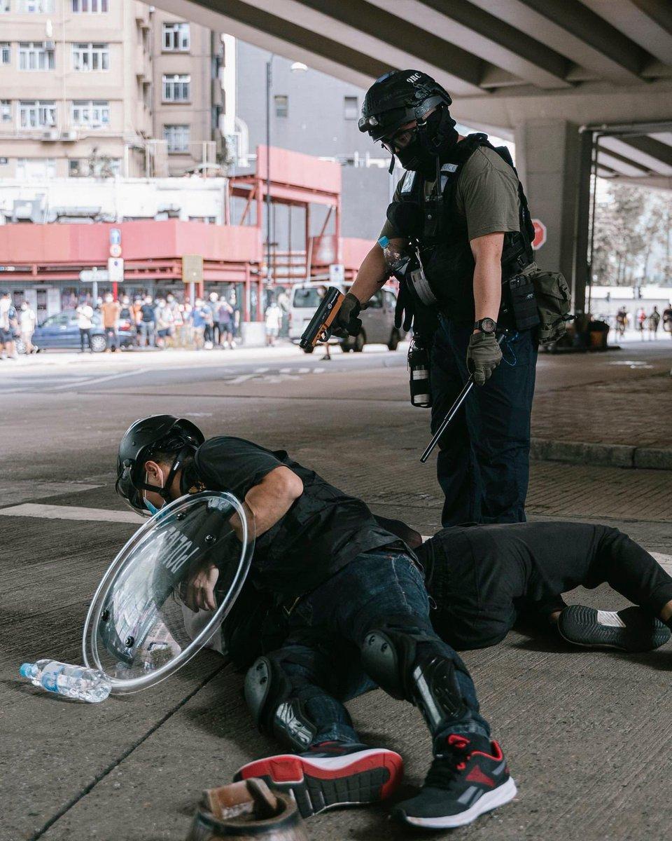 #BlackLivesMatter #PoliceBrutality #HongKongSecurityLaw #AllLivesMattter #HongKongAutonomyAct #HongKong https://t.co/3FyRcoMXyn