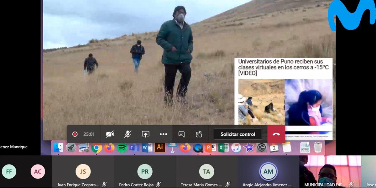 ¡Hola, Villa Hermosa Cañicuto! 🇵🇪🙌 Los pobladores de Cañicuto, en Puno, caminaban horas para poder conectarse al internet. Hoy, #InternetParaTodos llega a sus localidad para darle más oportunidades. https://t.co/kHTwQ6cBkf