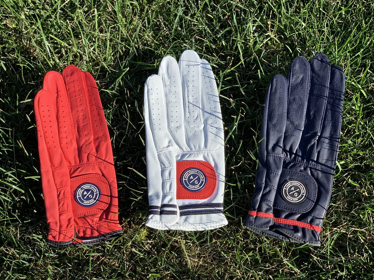 🚨 PGAPappas Fourth of July Asher Golf Patriot Collection Golf Glove (Set of 3) GIVEAWAY 🚨  Winner will receive an Asher Golf Patriot Collection Set of 3 Gloves (Red, White, and Blue)    To enter: ✅ Comment with the size you want  ✅ RT & Follow @PGAPappas and @AsherGolf https://t.co/9WAAPciiSQ