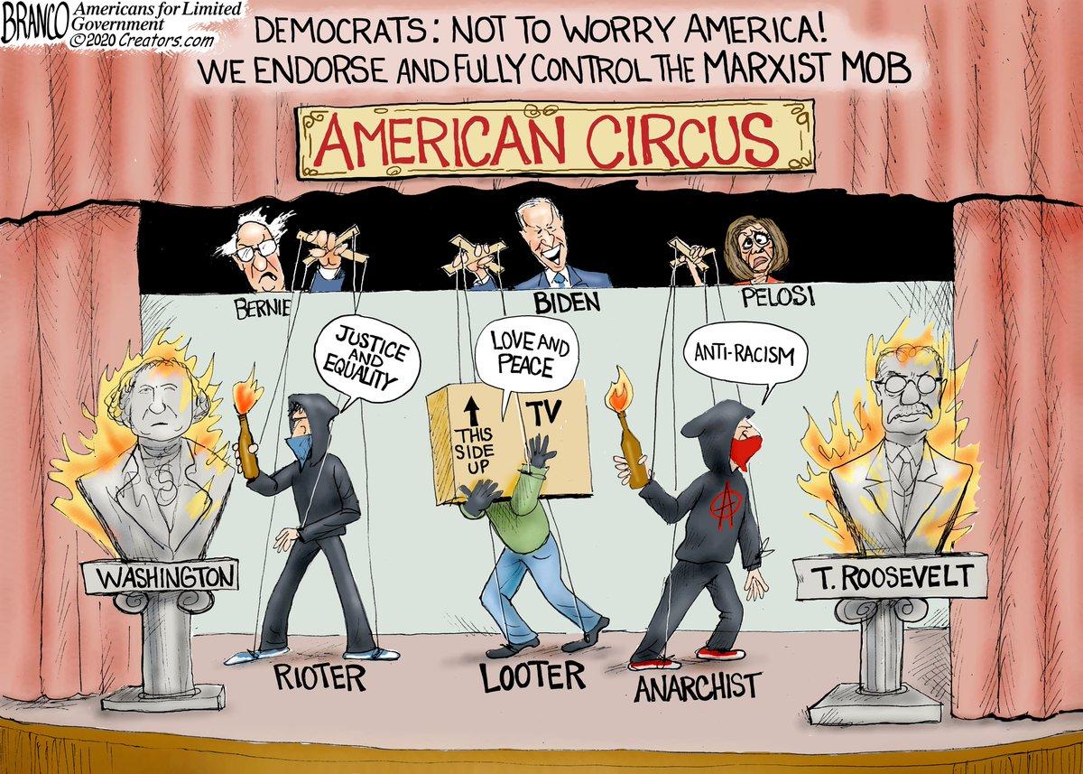 #BernieSanders #JoeBiden #NancyPelosi #Protests #Riots #GeorgeFloyd #BlackLivesMatter #BLM #Antifa #AntifaAreTerrorists #Liberals #LiberalSnowflakes #LiberalismIsAMentalDisorder #Democrats #Progressives #Millennials #Feminists #Communists #NeverSocialist #DonaldTrump #MAGA #KAGpic.twitter.com/zW9bQOj7Rx