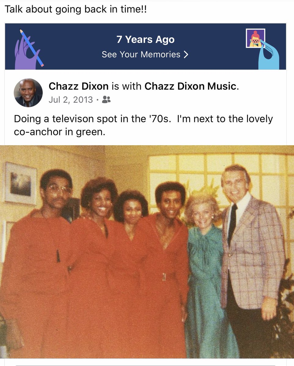 #WaybackWednesday 40plus yrs ago!Was I ever that young!!!  #chazzdixonmusic<br>http://pic.twitter.com/GXxmGviA6M