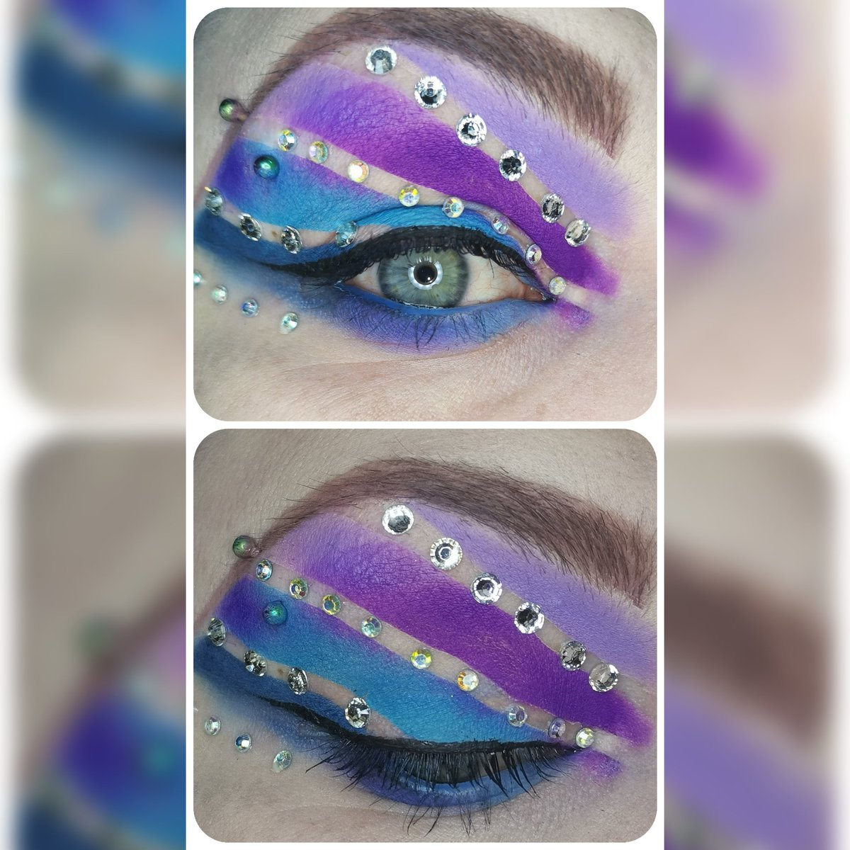 So I tryed something a little diffrent please tell me its not rubbish I'm loosing my passion for makeup atm feel like I'm not getting anywhere in life  #makeup #makeuplooks #purple #makemefamous #beautycommunity #beautifulpic.twitter.com/i2OLi8PY3d  by Carissa ♡ Mckinley
