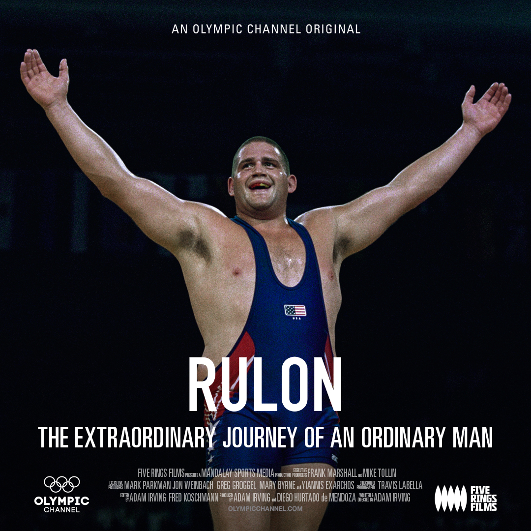 """""""Rulon,"""" the @olympicchannel's original film featuring @USAWrestling's @RulonGardner's rise to stardom and incredible life story beyond the @Olympics will be available July 21 on https://t.co/Hh5bdzlA9c starting at 7pm EDT. https://t.co/YUUSvsG9pz"""