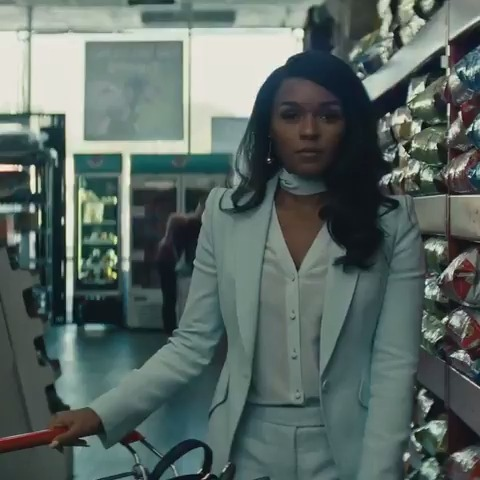 I would honestly just watch Janelle Monáe figuring out a mystery by herself for 8 straight hours.