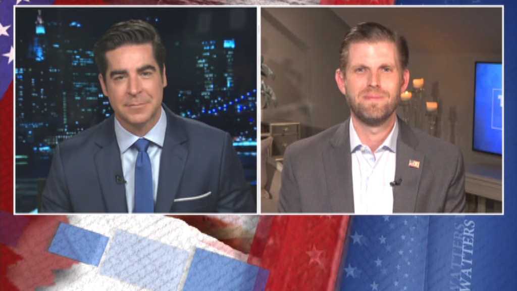 The Left is desperately trying to bend the rules this election. @EricTrump explains how, tonight. #FoxNews 8PM ET https://t.co/cMEnRgyeJ9