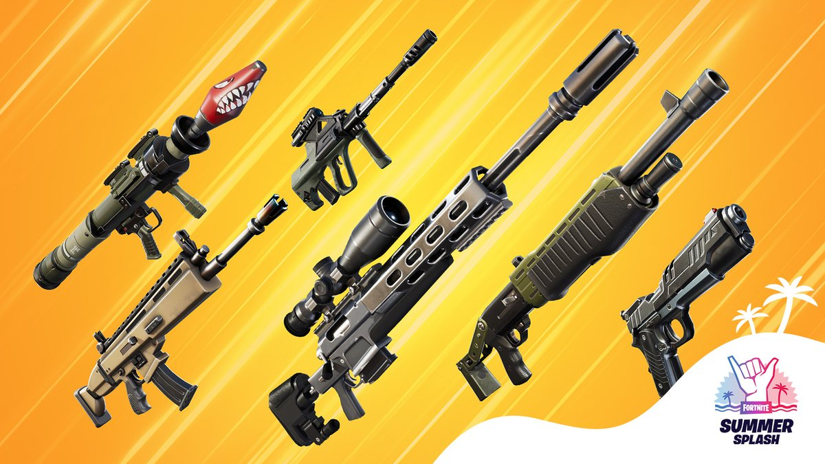 All gold weapons, all the time. The Solid Gold LTM is back! Play it now.