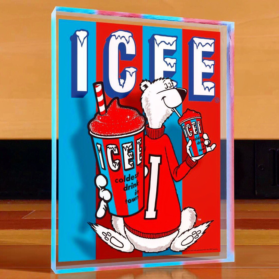 The Coolest Way to Celebrate the 4th! #ICEE https://t.co/lAF9nAjZki @Official_ICEE #art #desktop #artwork #cool #cherry #coke #raspberry #frozen #treat #refreshment #red #blue #polarbear #frosty #cold #icecold #tasty #drinks #classic #retro #3d #food #eat #usa #america #4thofjuly https://t.co/XzpNu26OnA